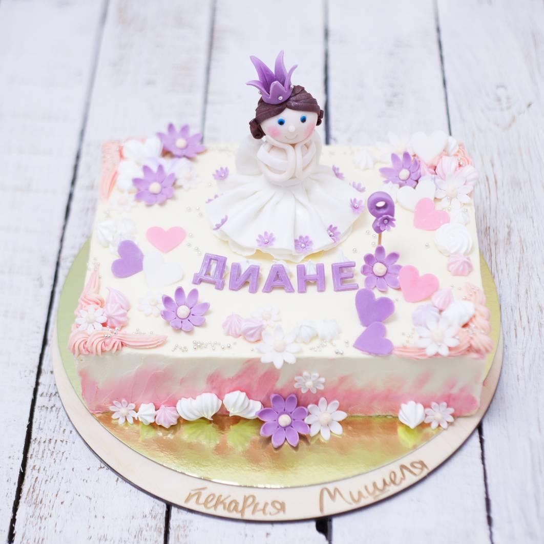 Торт Диане, по индивидуальному заказу
