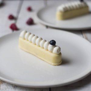 Десерт «Фингер с малиной»