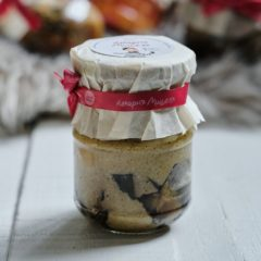 Баклажаны с ореховой пастой