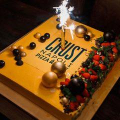 Торт для ресторана Crust