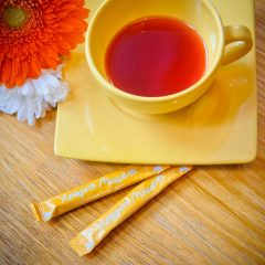 Чай пакетированный черный с бергамотом