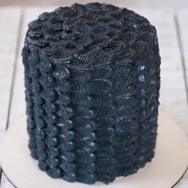 """Торт """"Черный бриллиант"""""""