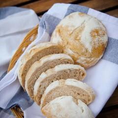 Хлеб артизанский бездрожжевой