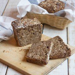 Хлеб Шведский с цельной рожью