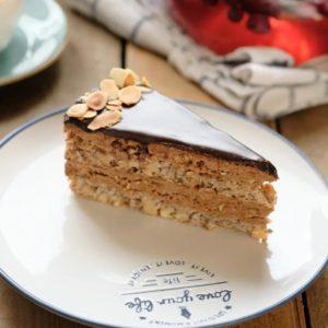 Торт «Три ореха»