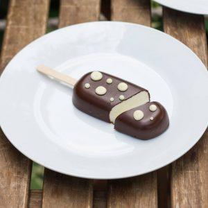 Эскимо-кейк белый шоколад