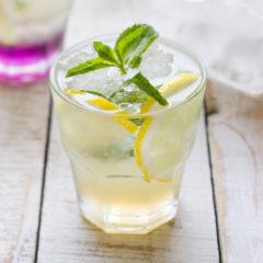 Лимонад имбирь-лимон