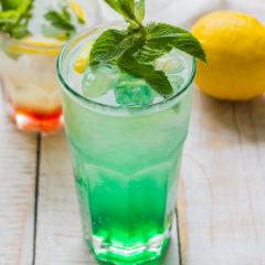 Лимонад огурец-мята