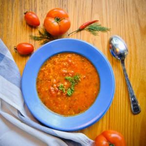Суп Марокканский томатный
