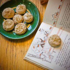 Печенье рисовое безглютеновое «Зеленый чай»