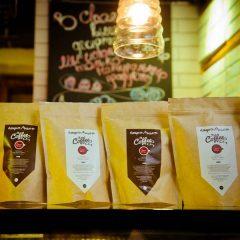 Fuego original, organic specialty coffee