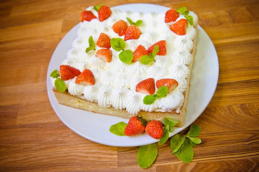 Торт 4 молока;