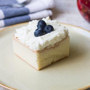 Торт «Четыре молока»