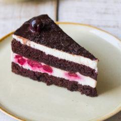 Торт «Шварцвальдский»