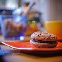 Печенье «Настурция»