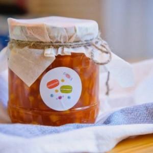 Домашнее варенье, джем, мёд