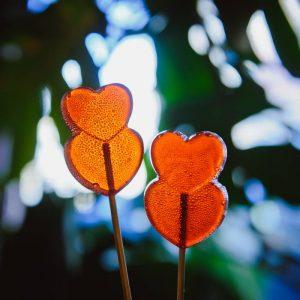 Леденец сердца